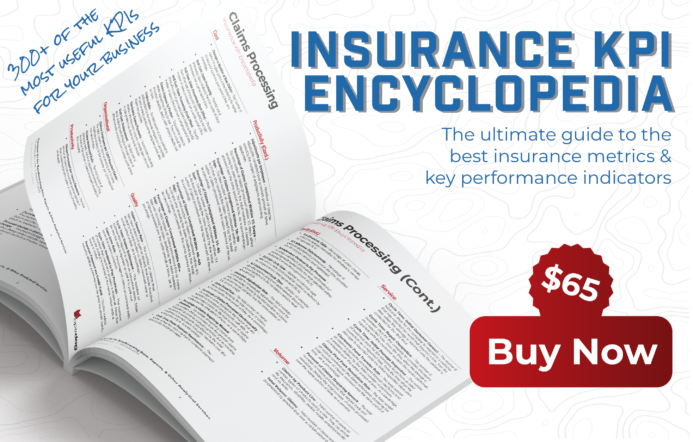 Guide of insurance company metrics and benchmarks for easy goal tracking