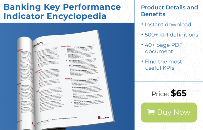 The best guide of 700+ key performance indicators for commercial banks