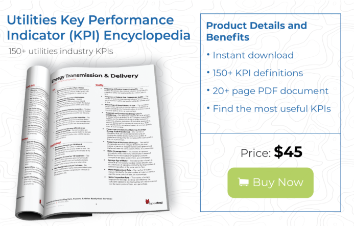 the best guide for key performance indicators for water utilities, electric utilities and more