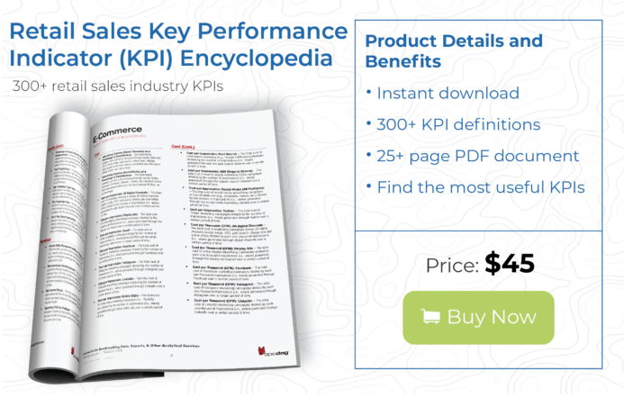 retail store metrics guide available for instant download with over 300 kpis inside