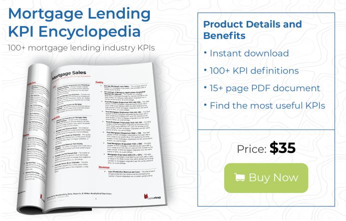 mortgage lending kpi encyclopedia to boost lender productivity