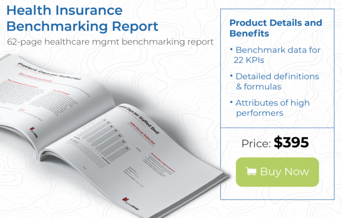 Guide to Health Insurance Benchmarking for boosted productivity and cost cutting